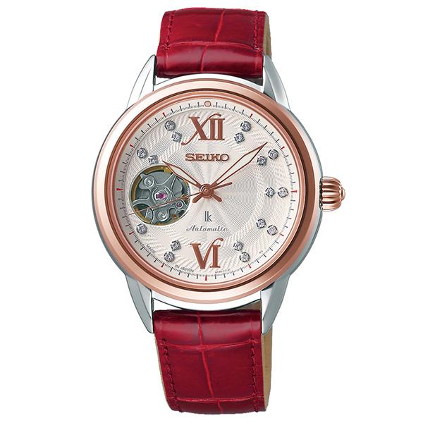 SEIKO LUKIA  セイコールキア  メカニカル自動巻  腕時計 レディス SSVM056