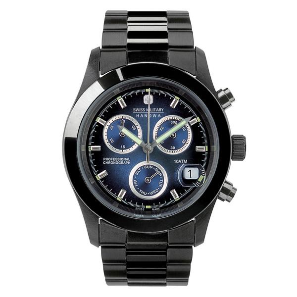 SWISS MILITARY ELEGANT CHRONO エレガントクロノ 腕時計 ML-248 【送料無料】