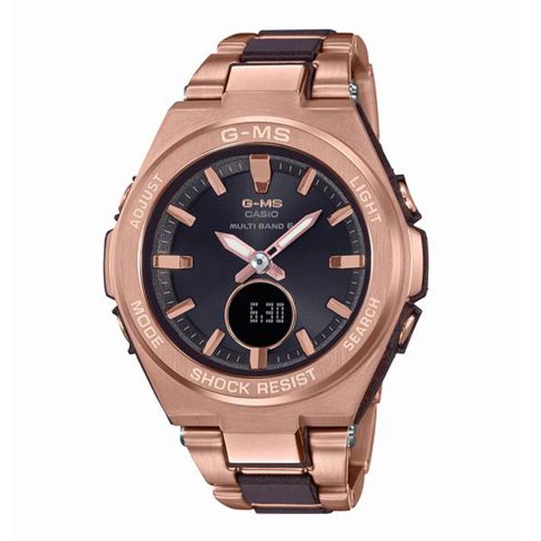 BABY-G ベイビージー G-MS ジーミズ 電波ソーラー 腕時計 MSG-W200CG-5AJF 【送料無料】