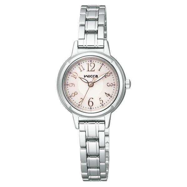 wicca ウィッカ エコドライブ ソーラー CITIZEN シチズン 腕時計 KH9-914-91 【送料無料】