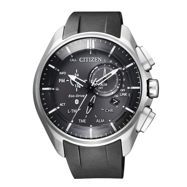 CITIZEN シチズン エコ・ドライブ Bluetooth スマートウォッチ 国内正規品 腕時計 メンズ BZ1040-09E 【送料無料】
