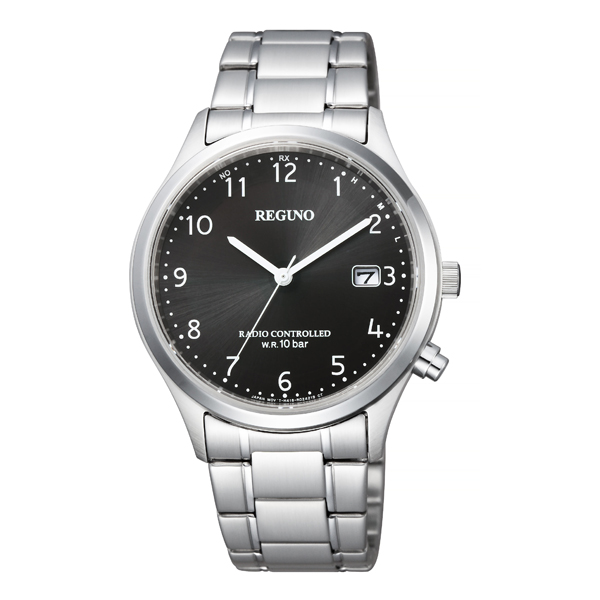 REGUNO レグノ CITIZEN シチズン ソーラーテック電波ソーラー 腕時計 KL8-911-51 【送料無料】