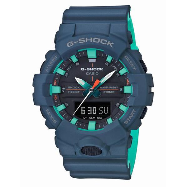 G-SHOCK ジーショック CASIO カシオ ネイビーブルーシリーズ 腕時計 GA-800CC-2AJF 【送料無料】