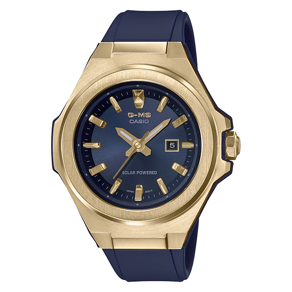 BABY-G ベビージー G-MS ジーミズ CASIO カシオ ソーラー MSG-S500G-2AJF 腕時計 レディース