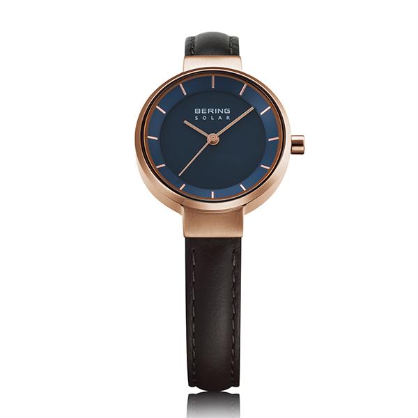 BERING ベーリング 腕時計 レディス Scandinavian Solar スカンジナビアン ソーラー 14627-467