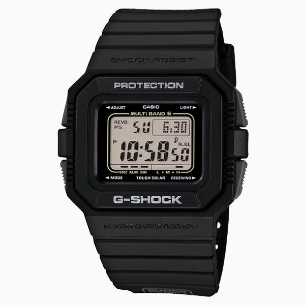 G-SHOCK ジーショック CASIO カシオ 電波ソーラー デジタル 【国内正規品】 腕時計 GW-5510-1JF 【送料無料】