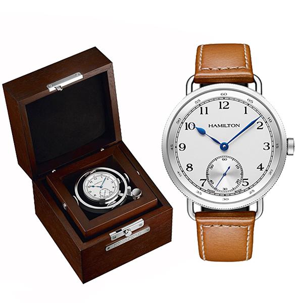 Сколько стоят часы hamilton