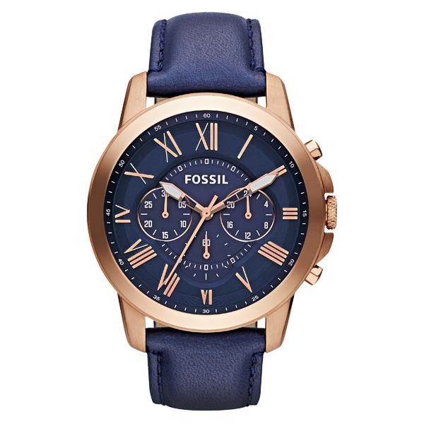 FOSSIL フォッシル GRANTグラント 【国内正規品】 腕時計 メンズ FS4835IE 【送料無料】