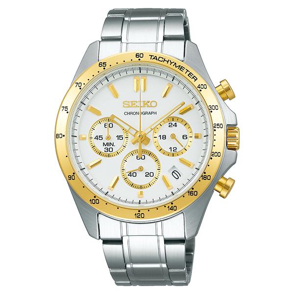 SEIKO SELECTION セイコーセレクション 8Tクロノグラフ 【国内正規品】 腕時計 メンズ SBTR024 【送料無料】