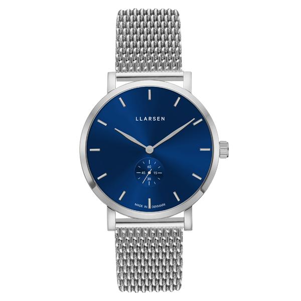 LLARSEN エルラーセン LARS LARSEN ラースラーセン NIKOLAJ ニコライ 腕時計 メンズ LL143SDSM 【送料無料】