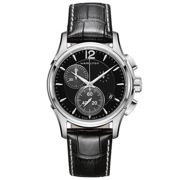 HAMILTON ハミルトン JAZZ MASTER CHRONO ジャズマスタークロノ クォーツ 腕時計 メンズ H32612731