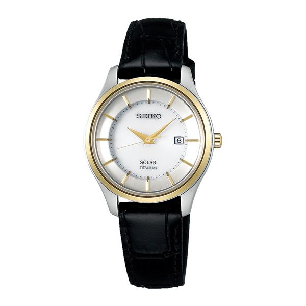 SEIKO SELECTION セイコーセレクション ソーラー ペア 【国内正規品】 腕時計 レディース STPX044 【送料無料】