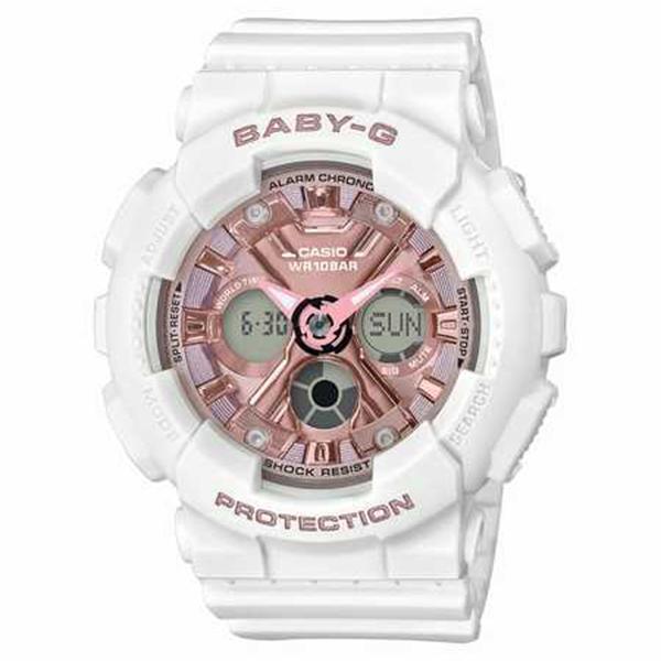 BABY-G 腕時計 アナデジ BA-130-7A1JF