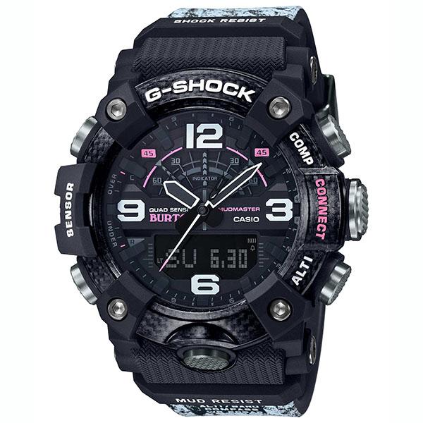 G-SHOCK ジーショック MUDMASTER マッドマスター CASIO カシオ BURTON コラボレーションモデル スマートフォンリンク 腕時計 GG-B100BTN-1AJR