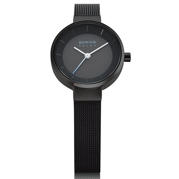 BERING ベーリング Polar Night ポーラーナイト 14627-122 日本限定モデル 500本 ソーラー 腕時計 レディース