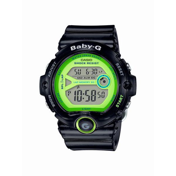 BABY-G ベイビージー CASIO カシオ for running series 【国内正規品】 レディース BG-6903-1BJF 【送料無料】