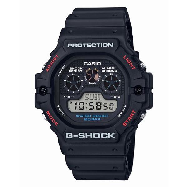 G-SHOCK ジーショック CASIO カシオ リバイバルモデル 腕時計 DW-5900-1JF 【送料無料】