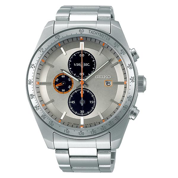 SEIKO SELECTION セイコーセレクション アスレジャー ソーラー クロノ TiCTAC別注モデル 腕時計 メンズ  SBPY149
