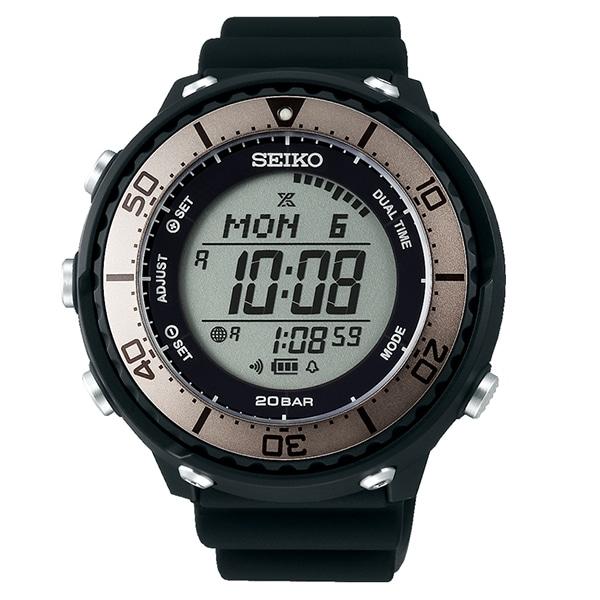 SEIKO  PROSPEX  セイコープロスペックス 腕時計メンズ  LOWERCASEプロデュースモデル SBEP023