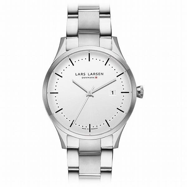 LARS LARSEN ラースラーセン LW19 【国内正規品】 腕時計 LL119SWSB 【送料無料】