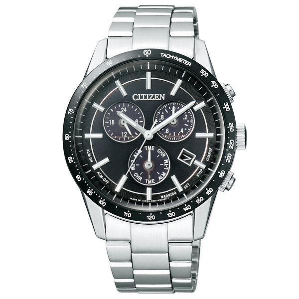 CITIZEN COLLECTION シチズン コレクション エコ・ドライブ クロノグラフ 【国内正規品】 腕時計 メンズ BL5594-59E 【送料無料】
