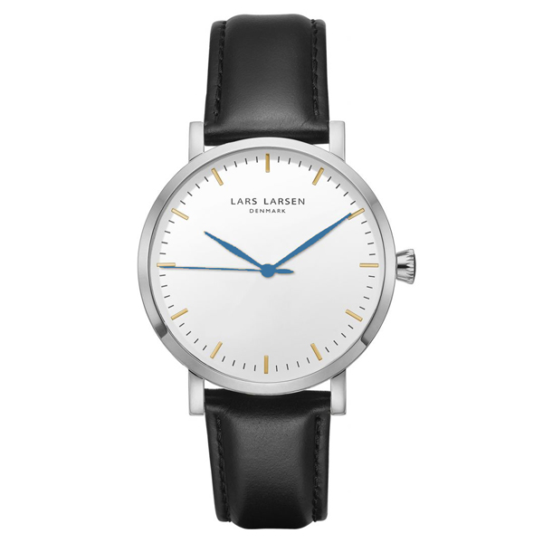 LARS LARSEN ラースラーセン LW43 【国内正規品】 腕時計 LL143SWDBLL 【送料無料】