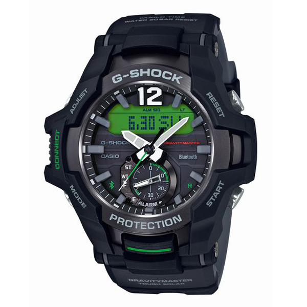 G-SHOCK ジーショック CASIO カシオ GRAVITYMASTER グラビティマスター 腕時計 GR-B100-1A3JF 【送料無料】