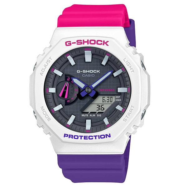 G-SHOCK カシオ Gショック SPECIAL COLOR Throwback 1990s  腕時計 メンズ GA-2100THB-7AJF