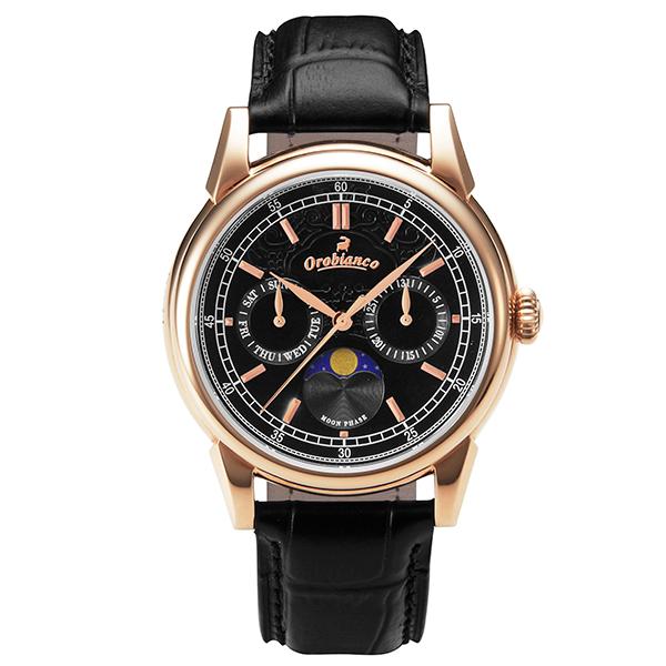 Orobianco オロビアンコ 腕時計 メンズ BIANCONERO ビアンコネーロ OR0074-33