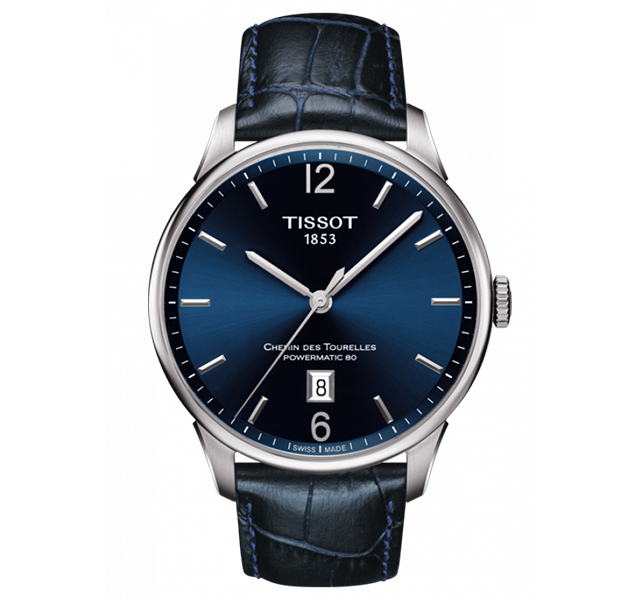 TISSOT ティソ CHEMIN DES TOURELLES AUTOMATIC シュマン・デ・トゥレル T-クラシック 機械式自動巻 スイス製 腕時計 メンズ 送料無料 T0994071604700