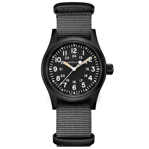 HAMILTON ハミルトン  Khaki Field Mechanical カーキ フィールド メカニカル 手巻 腕時計 メンズ H69409930