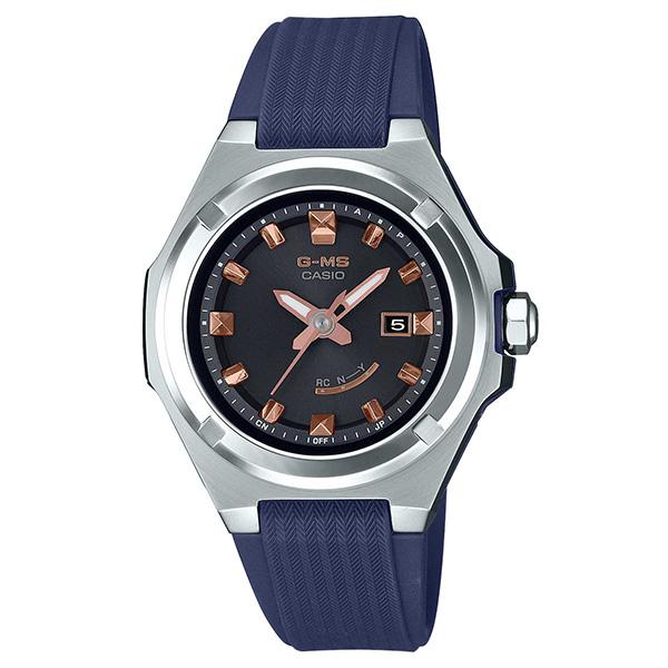 BABY-G カシオ ベイビージー G-MS ジーミズ 腕時計 レディス 電波ソーラー MSG-W300-2AJF