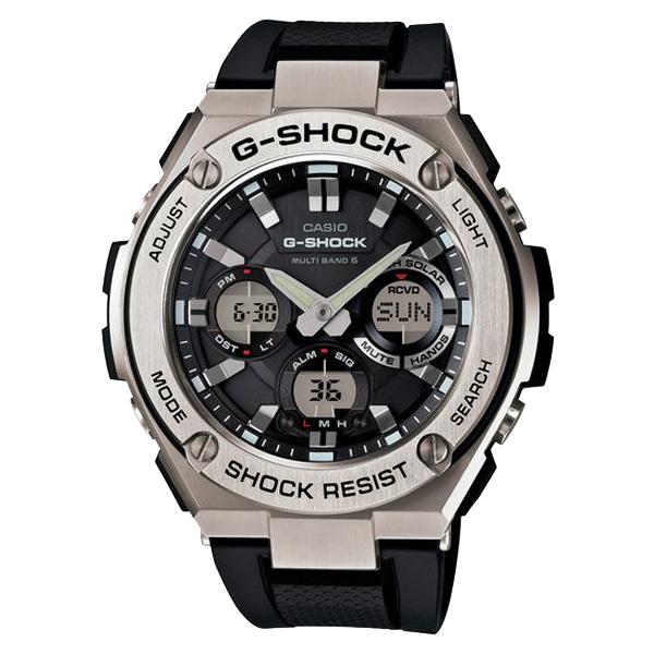 G-SHOCK ジーショック G-STEEL ジースチール 【国内正規品】 腕時計 GST-W110-1AJF 【送料無料】