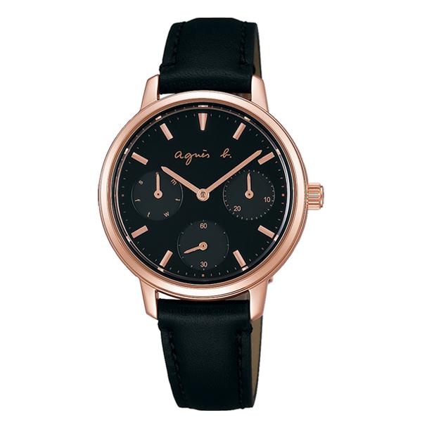 agnes b. アニエスベー SAM ペア 【国内正規品】 腕時計 レディース FCST990 【送料無料】