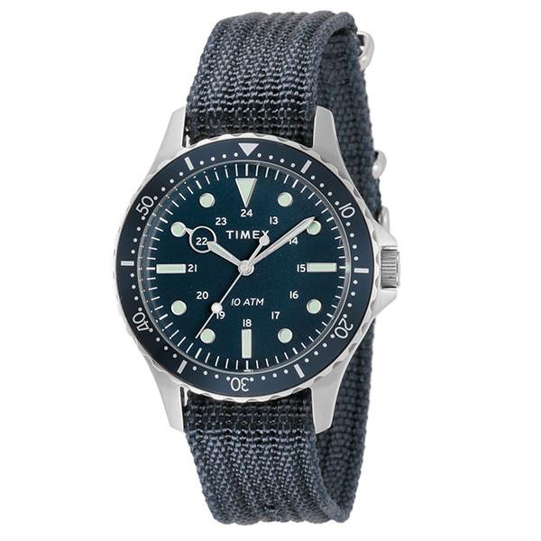 TIMEX タイメックス NAVY XL ネイビーXL 腕時計 メンズ TW2T75400