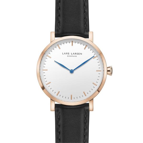 LARS LARSEN ラースラーセン LW44 【国内正規品】 腕時計  LL144RWBLL 【送料無料】