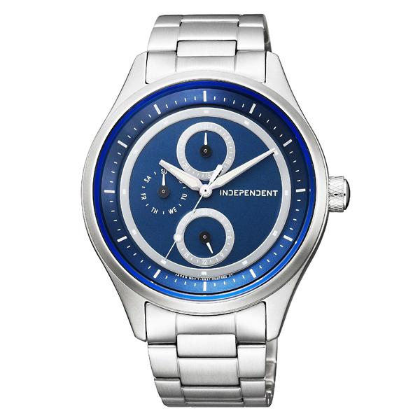 INDEPENDENT インディペンデント Timeless Line ソーラー 【国内正規品】 腕時計 メンズ KB1-210-71 【送料無料】