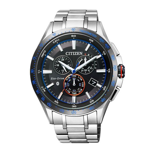 CITIZEN シチズン エコ・ドライブ Bluetooth 【国内正規品】 腕時計 メンズ BZ1034-52E 【送料無料】
