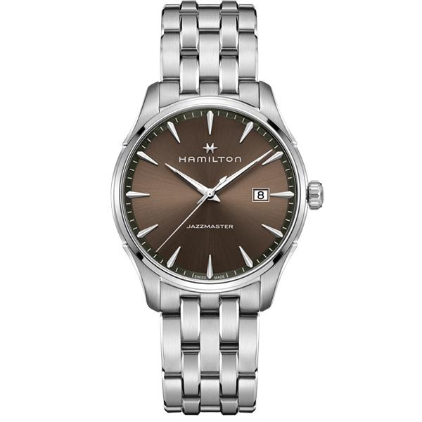 HAMILTON ハミルトン JAZZ MASTER GENT QUARTZ ジャズマスター ジェント クォーツ 腕時計 メンズ H32451101