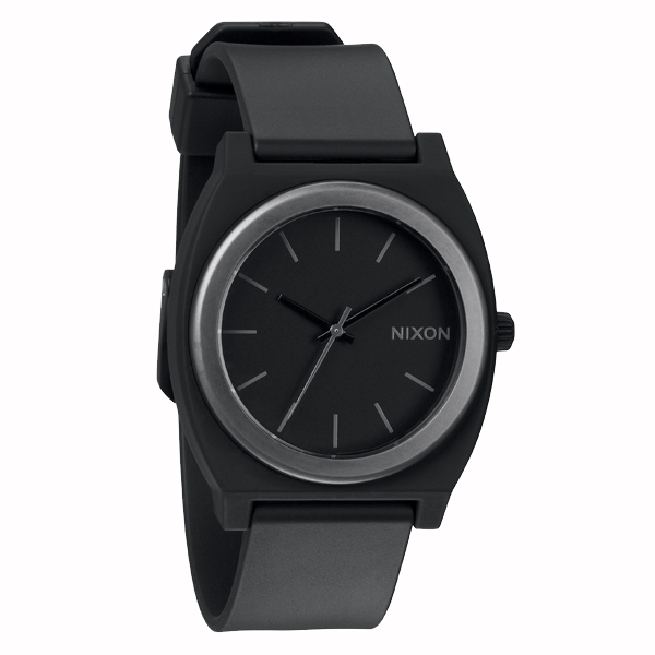 NIXON ニクソン Time Teller P タイム テラー 腕時計 【国内正規品】 ブラック NA1191308 【送料無料】