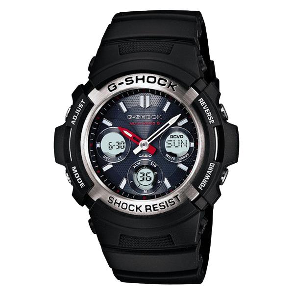 G-SHOCK ジーショック CASIO カシオ 電波ソーラー 腕時計 【国内正規品】 メンズ AWG-M100-1AJF 【送料無料】