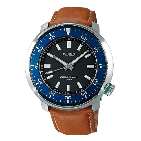 WIRED ワイアード SEIKO セイコー SOLIDITY 限定モデル 【国内正規品】 腕時計 メンズ AGAJ701 【送料無料】
