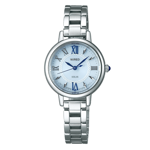 WIRED f ワイアード エフ SEIKO セイコー ソーラー 国内正規品 腕時計 レディース AGED098 【送料無料】