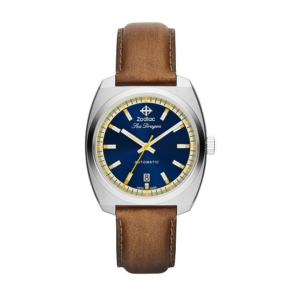 ZODIAC ゾディアック SEA DRAGON 【国内正規品】 腕時計 メンズ ZO9904 【送料無料】