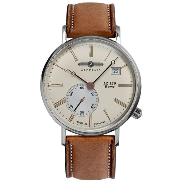 ZEPPELIN ツェッペリン 腕時計 メンズ LZ120 ROME ローマ ボーデンゼー ZE-71355