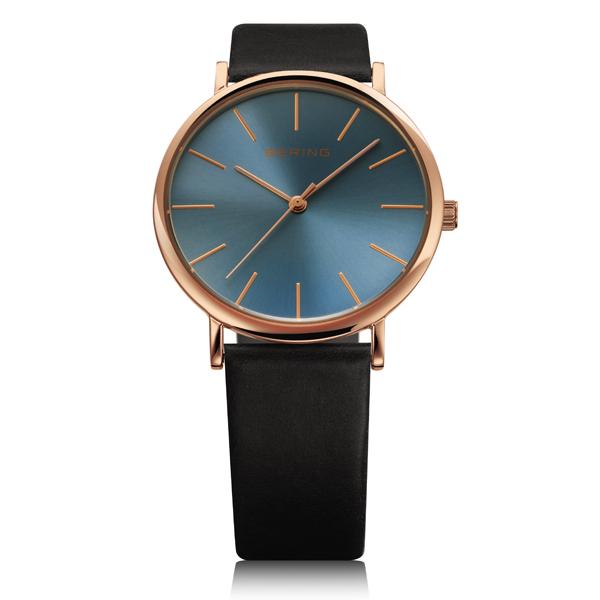 BERING ベーリング North Pole ノースポール 日本限定カラー SMOKY BLUE 腕時計 メンズ 13436-468 【送料無料】