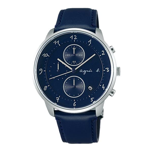 agnes b. アニエスベー マルチェロ クロノ 【国内正規品】 腕時計 メンズ FBRW990 【送料無料】