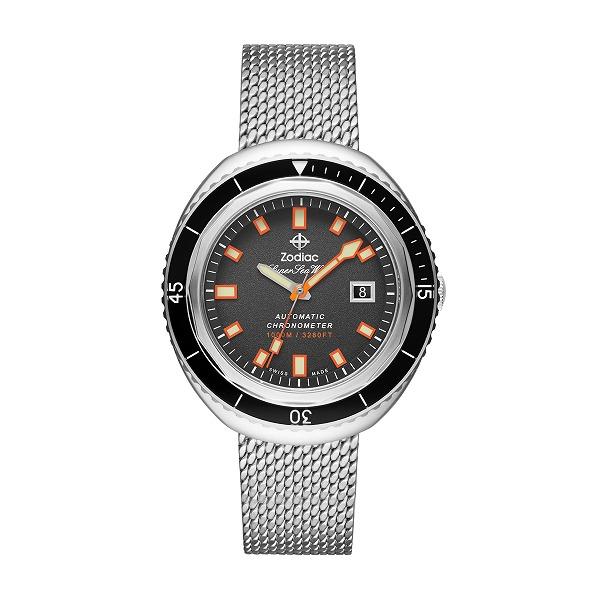 ZODIAC ゾディアック SUPER SEA WOLF 68 【国内正規品】 腕時計 メンズ ZO9500 【送料無料】