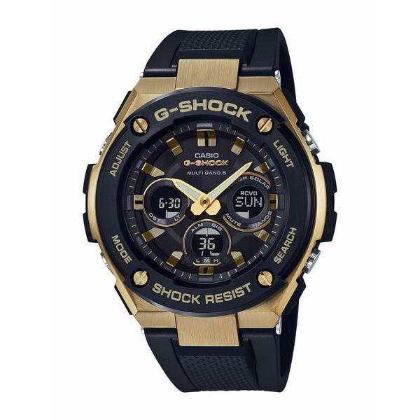 G-SHOCK ジーショック CASIO カシオ G-STEEL 【国内正規品】 腕時計 メンズ GST-W300G-1A9JF 【送料無料】