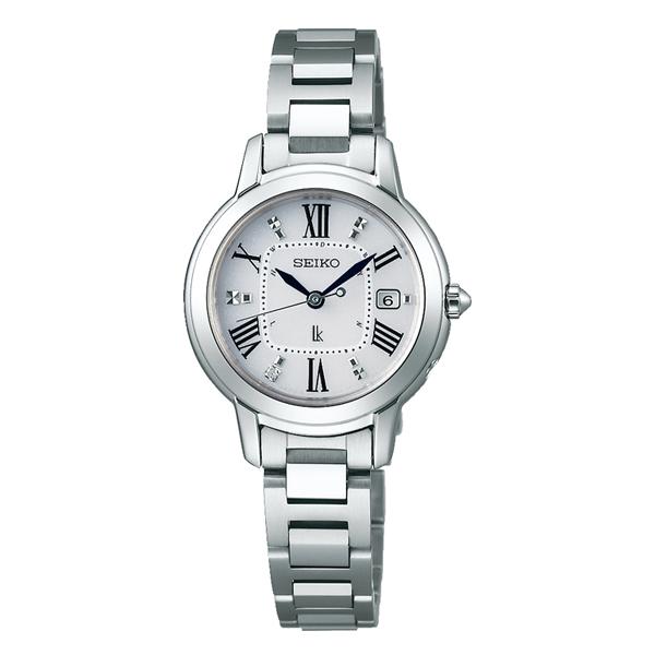 LUKIA ルキア SEIKO セイコー 電波ソーラー 【国内正規品】 腕時計 レディース SSQW035 【送料無料】
